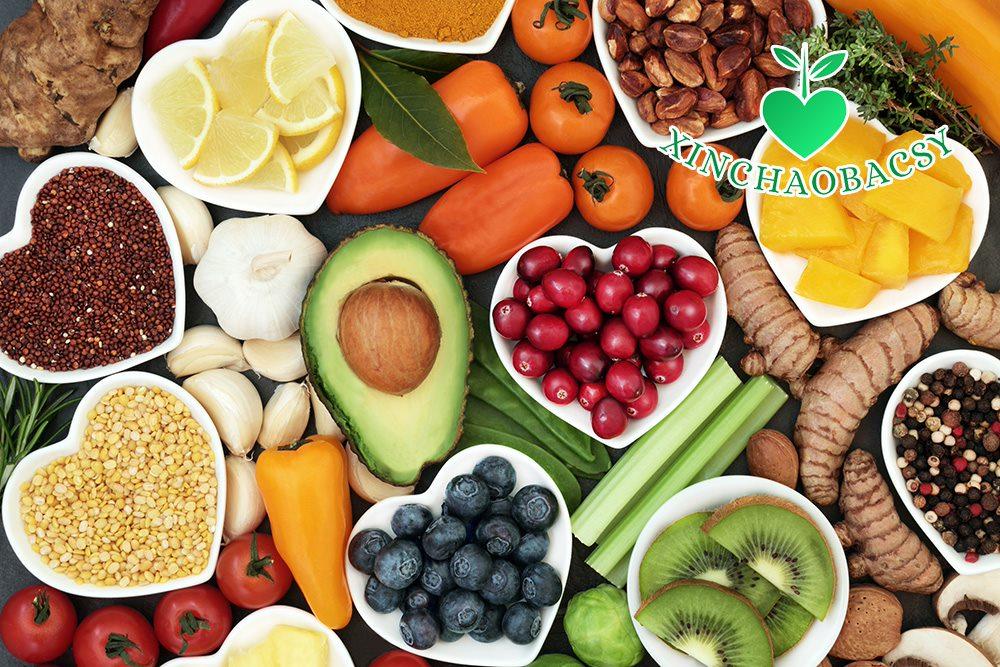Thiếu máu cơ tim nên ăn gì, kiêng gì để có một trái tim khỏe?